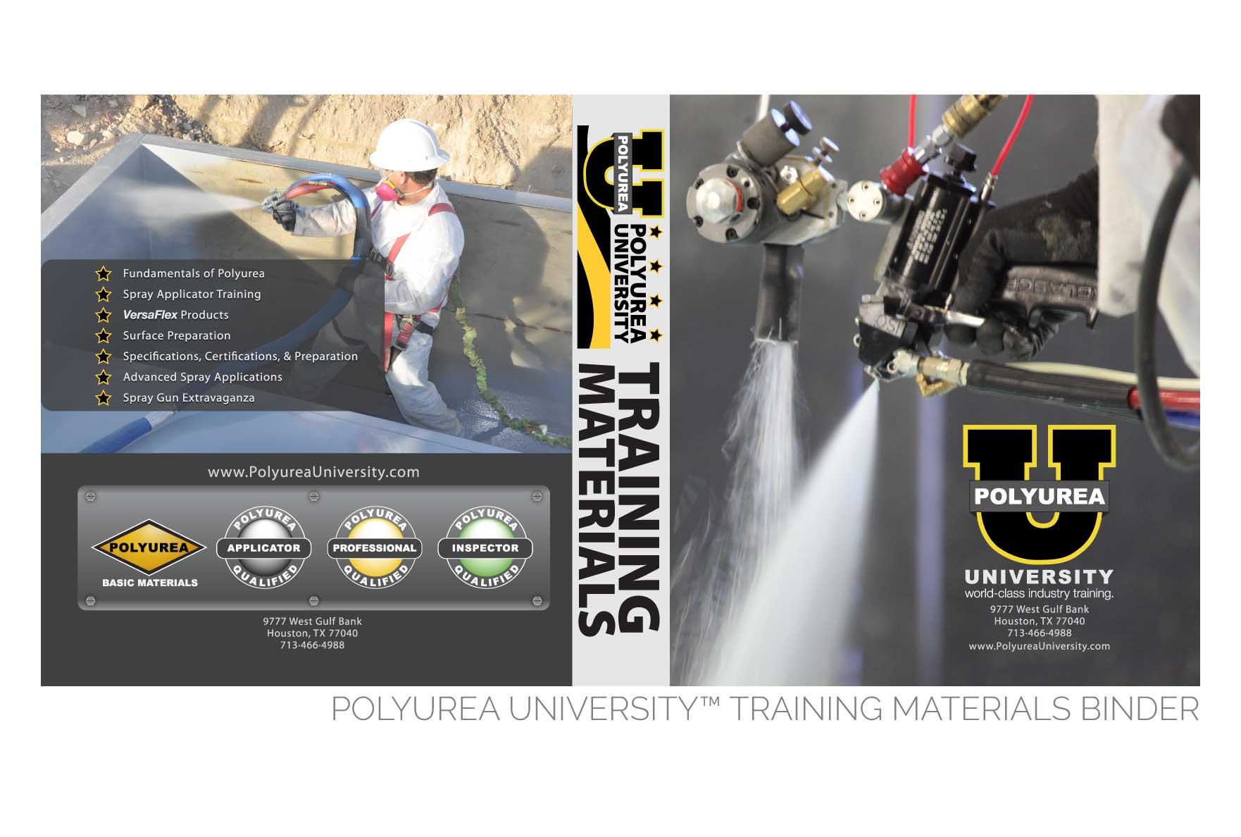 Branding & Marketing: Polyurea University – PNR Collective